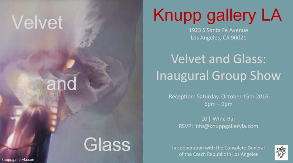 Knupp Gallery - Czech Art Los Angeles