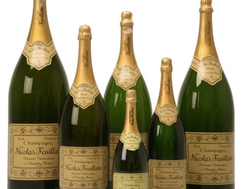 CHAMPAGNE SUGGESTIONS FOR UPCOMING HOLIDAYS