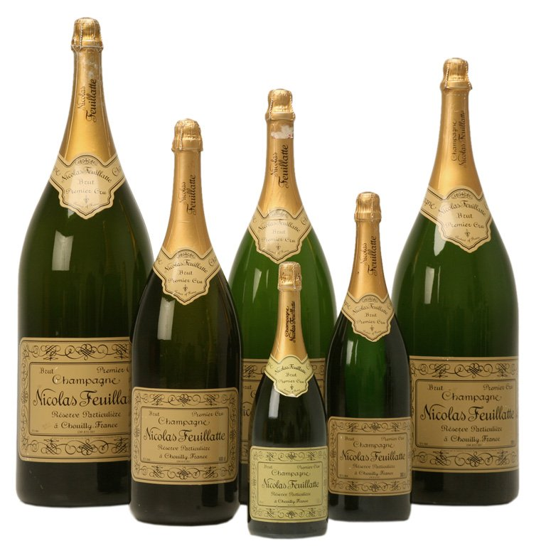 Champagne recommendations: Nicolas Feuillatte