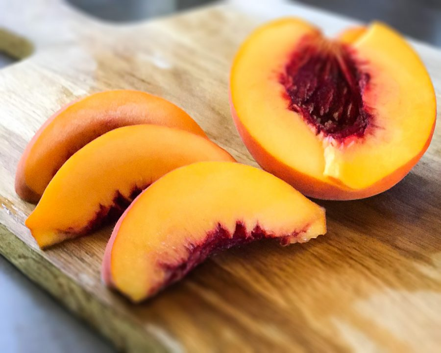 Everything's Peachy in August