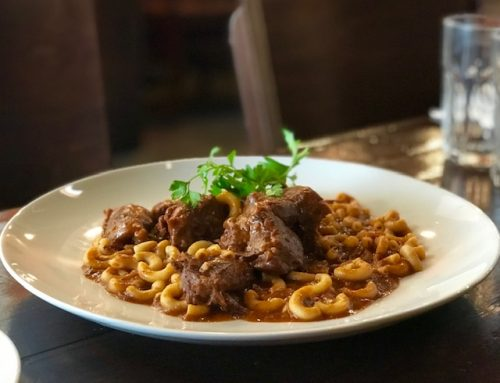 CHEF'S KAMIL CZECH STYLE BEEF GOULASH
